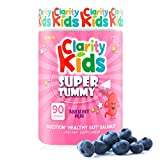 Probiotics for Kids (10 Billion CFU), 100% Natural Kids Probiotic, Childrens Probiotics Chewable for Healthy Immune & Digestive Support, Kids Probiotics Chewable (45 Day Supply)
