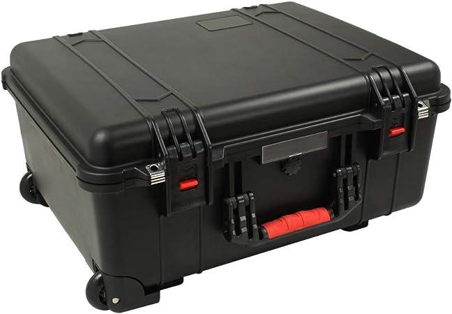Caso de Transporte Protection Box Equipo de prevención, PP material de múltiples funciones de los accesorios Estuche de protección de almacenamiento Estuche de transporte: Amazon.es: Bricolaje y herramientas