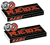 Bones Reds Precision Skate Bearings