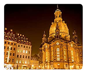 Dresden Frauenkirche Mouse Pad Desktop Mousepad Laptop Mousepads Comfortable Computer Mouse Mat Cute Gaming Mouse pad