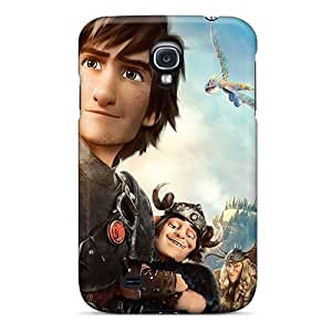 Shockproof Hard Phone Covers For Samsung Galaxy S4 (RJs1522JEaO) Support Personal Customs Realistic How To Train Your Dragon Skin