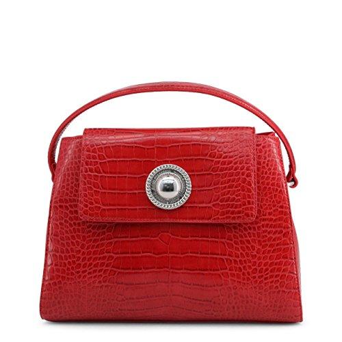 Sac Sp Buzzao Versace rouge main stores Jeans à croco Aw7Bwq