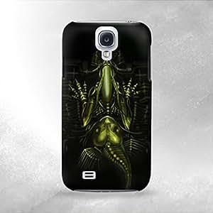 Alien Body - Samsung Galaxy S4 i9600 Back Cover Case - Full Wrap Design