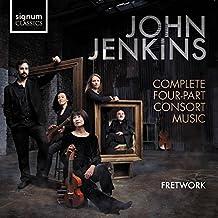 Jenkins: Complete Four-Part Consort Music