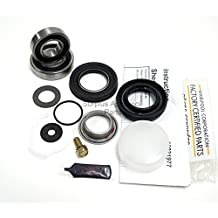 Maytag Genuine OEM MAH5500BWW Front Load Washer Rear Drum Tub Bearing & Seal Repair Kit