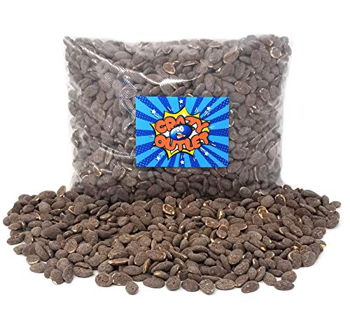Funtasty - Cocoa Coated Almonds Halves, Cocoa Dusted Almonds, Bulk Pack, 2 lbs