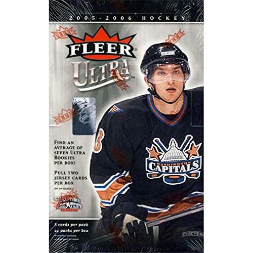 2005/06 Fleer Ultra NHL Hockey HOBBY (Fleer Ultra Hockey Cards Hobby)