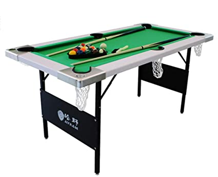Tremendous Billiard Table Folding Pool Table Steady Modern Space Saving Home Interior And Landscaping Sapresignezvosmurscom