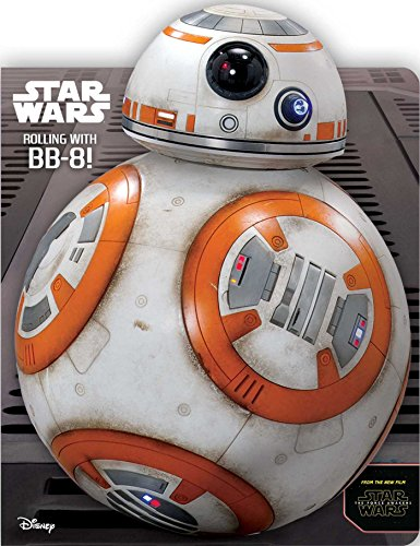 Star Wars: Rolling with BB-8! (Star Wars: the Force Awakens)