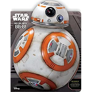 Star Wars: Rolling with BB-8! (Star Wars: the Force Awakens) (Book)