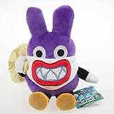 Super Mario Bros Thief Nabbit Rabbit 7 Inch Toddler Stuffed Plush Kids Toys