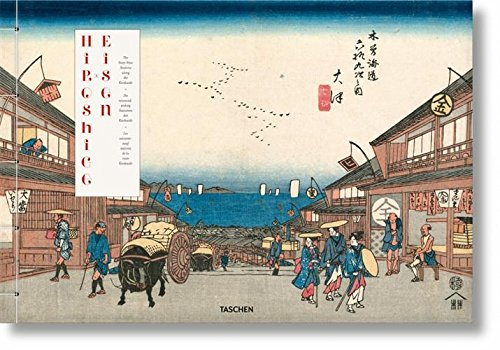 Hiroshige & Eisen: The Sixty-Nine Stations along the Kisokaido XXL (Multilingual Edition)