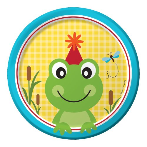 frog party supplies - 8