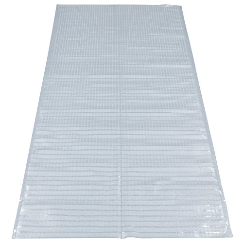 Sweet Home Stores Clear Plastic Runner Rug Protector