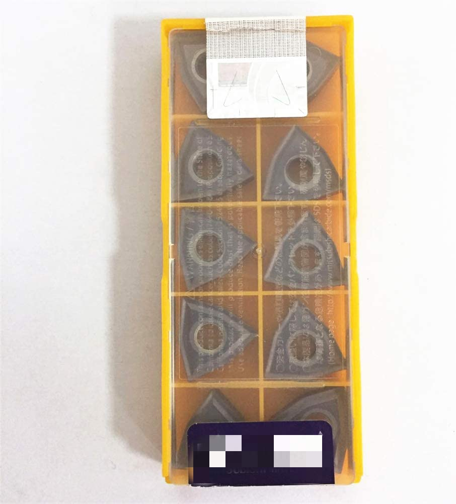 Gaobey WNMG080404-MS VP15TF WNMG431-MS VP15TF New Carbide Insertsing 10Pcs 1pack