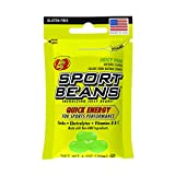 Jelly Belly Sport Beans, Energizing Jelly Beans, Juicy Pear Flavor, 24 Pack, 1-oz Each