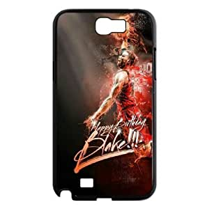 BlakeGriffin FG5041248 Phone Back Case Customized Art Print Design Hard Shell Protection Samsung Galaxy Note 2 N7100