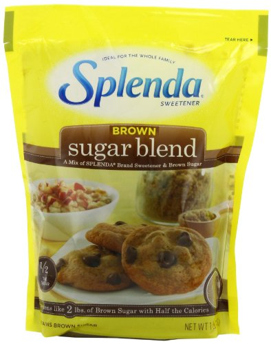 Make Easy & Healthy Apple Pie Filing with Splenda Brown Sugar Blend, 16 Ounce Bag (Pack of 4)