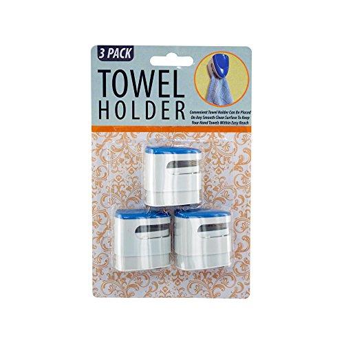 Kole Imports HB850 Towel Holder Set