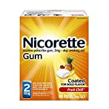 Best Nicorette Nicotine Patches - Nicorette Nicotine Gum Fruit Chill 2 milligram Stop Review