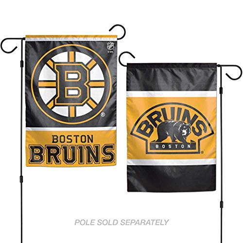 WinCraft NHL Boston Bruins WCR73970091 Garden Flag, 11