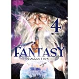 4-Movies Fantasy Collection V.3: Sword of Lancelot / Merlin and the War of the Dragons / King Arthur, The Young Warlord / The Excalibur Kid