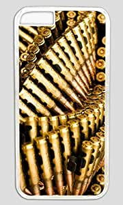 Army Bullets Thanksgiving Easter PC Transparent Case for Masterpiece Limited Design iphone 6 by Cases & Mousepads