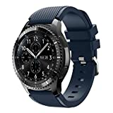 VESNIBA New Fashion Sports Silicone Bracelet Strap Band For Samsung Gear S3 Frontier