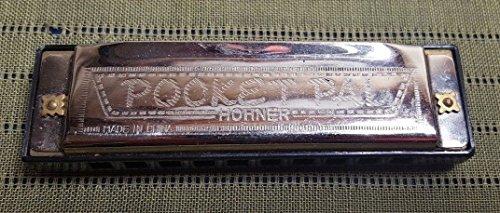 Vintage HORNER Pocket Pal Harmonica from Horner