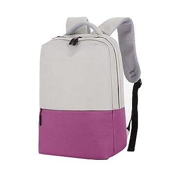 Mochila escolar de gran capacidad para estudiantes, mochila personalizada para viajes de placer, bolsa