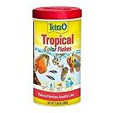 Tetra Tetracolor Tropical Flakes, 200 g (7.06 oz)