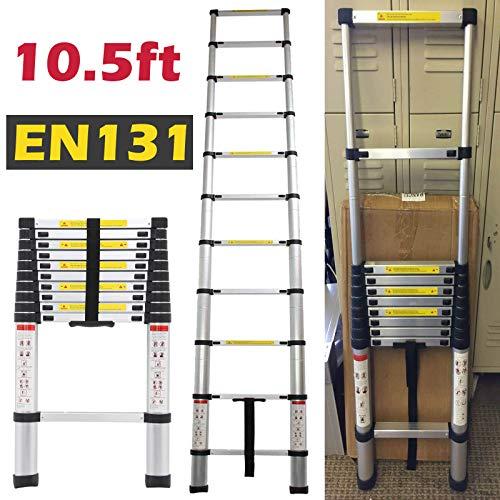 Light Aluminium Step Ladder in US - 5