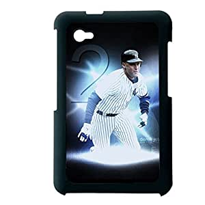 Generic Abstract Back Phone Case For Women For Galaxy P6200 Table With Derek Jeter Choose Design 4
