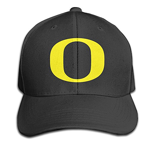 Oregon Ducks Logo Unisex Baseball Cap Black