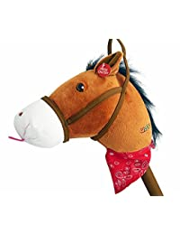 WALIKI TOYS Stick Horse (plush with Sound, for kids and toddlers) BOBEBE Online Baby Store From New York to Miami and Los Angeles
