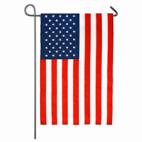 "Consio American Flag, 12"" X 18"" US Flag, USA Garden Flag"