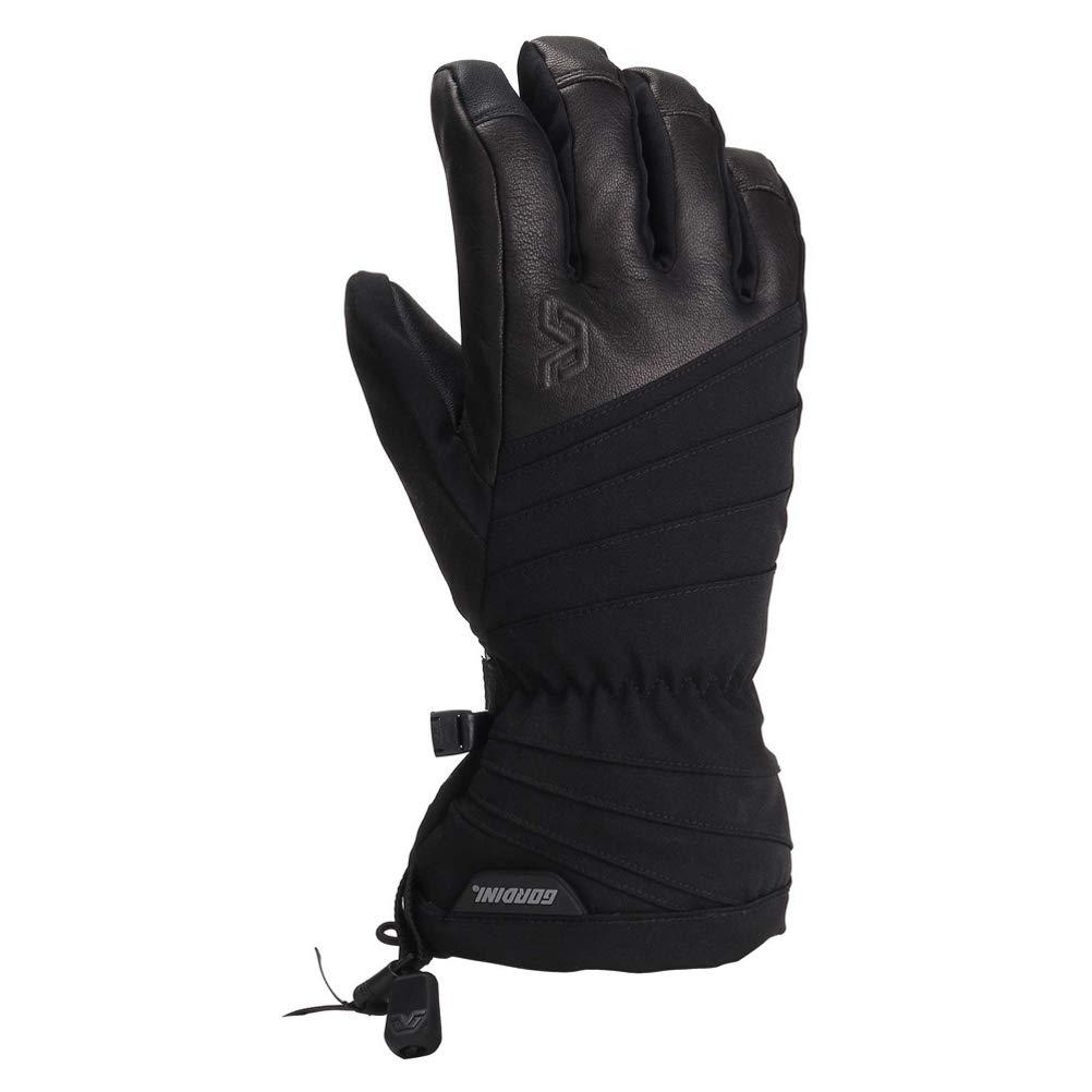 Gordini GTX Storm Trooper III Womens Gloves - Medium/Black by Gordini
