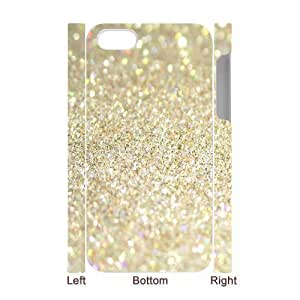 Silver Bling DIY 3D Cover Case for Iphone 4,4S,personalized phone case ygtg593523 by lolosakes