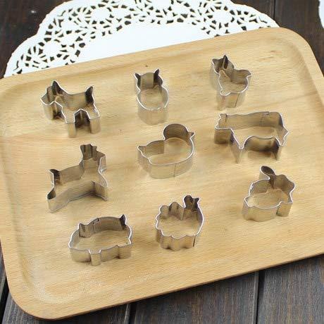 cast iron animal mold - 8