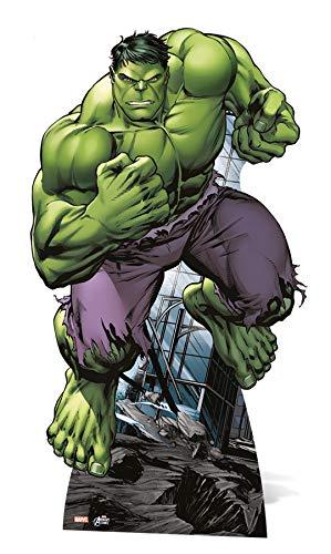 Marvel Avengers Hulk Figur In Lebensgröße Amazonde Spielzeug
