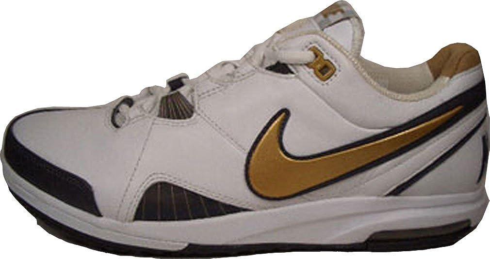 Nike Air MAX Separate TR 366657 171 Blanco de Negro de Oro tamaño ...