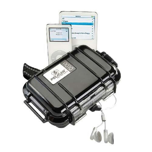 - Pelican i1010 iPOD Micro Case Black 1010-145-110