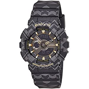 51f9hPpa6eL. SS300  - Casio Baby-G BA110TP-1A Women's Watch