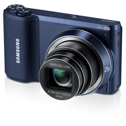Amazon.com : Samsung WB800F 16.3MP CMOS Smart WiFi Digital Camera ...