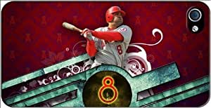 Los Angeles Angels MLB iPhone 4-4S Case v9 BY buyingwz