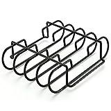 ULKNN Rib Racks BBQ- Non-Stick-Outdoor Grill BBQ Accessories
