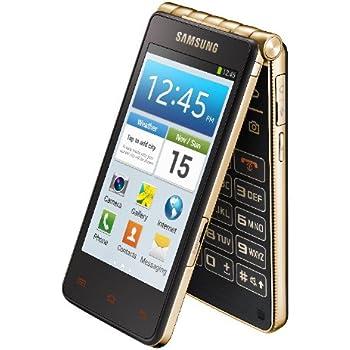 Amazon.com: Samsung Galaxy Golden GT-I9235 16GB Flip