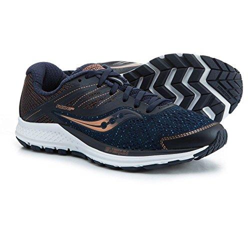 (サッカニー) Saucony レディース ランニング?ウォーキング シューズ?靴 Ride 10 Running Shoes [並行輸入品]