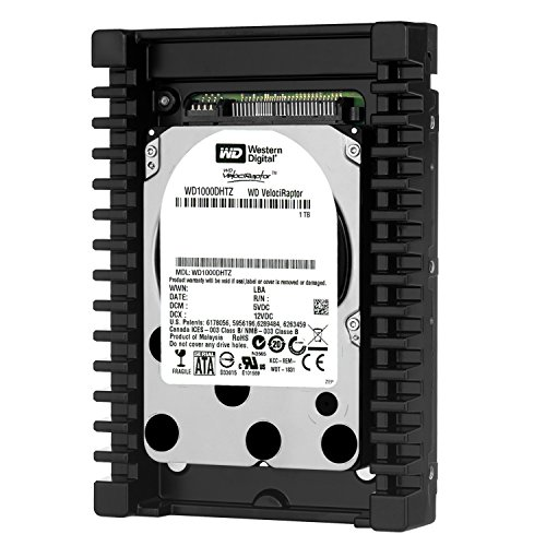 WD VelociRaptor WD1000DHTZ - hard drive - 1 TB - SATA-600 (WD1000DHTZ) - - 102 Mm Spindle