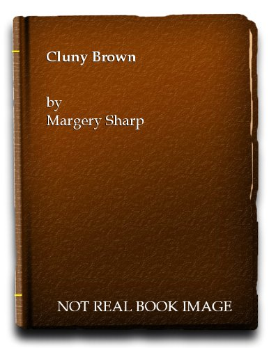 0060805781 - Margery Sharp: Cluny Brown - Buch